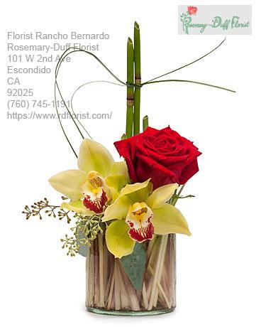 Florist Rancho Bernardo CA