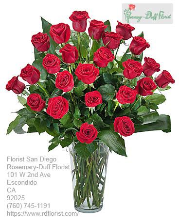 Florist San Diego CA