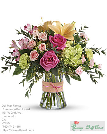 Florist Del Mar CA