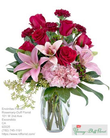 Florist Encinitas CA