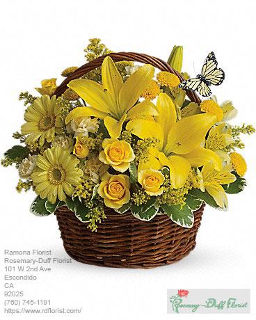Florist Ramona CA